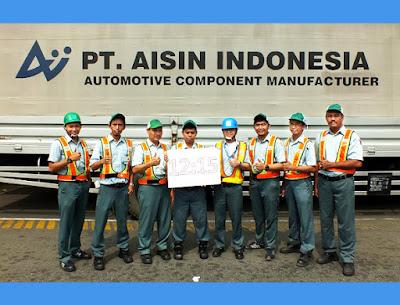 Lowongan Kerja Lulusan Baru Min SMA SMK D3 S1 Semua Jurusan PT Aisin Indonesia Automotive Membutuhkan Pegawai Baru Jobs : Operator Produksi, Production Unit (DC), Operator Produksi, Production Unit (MA)