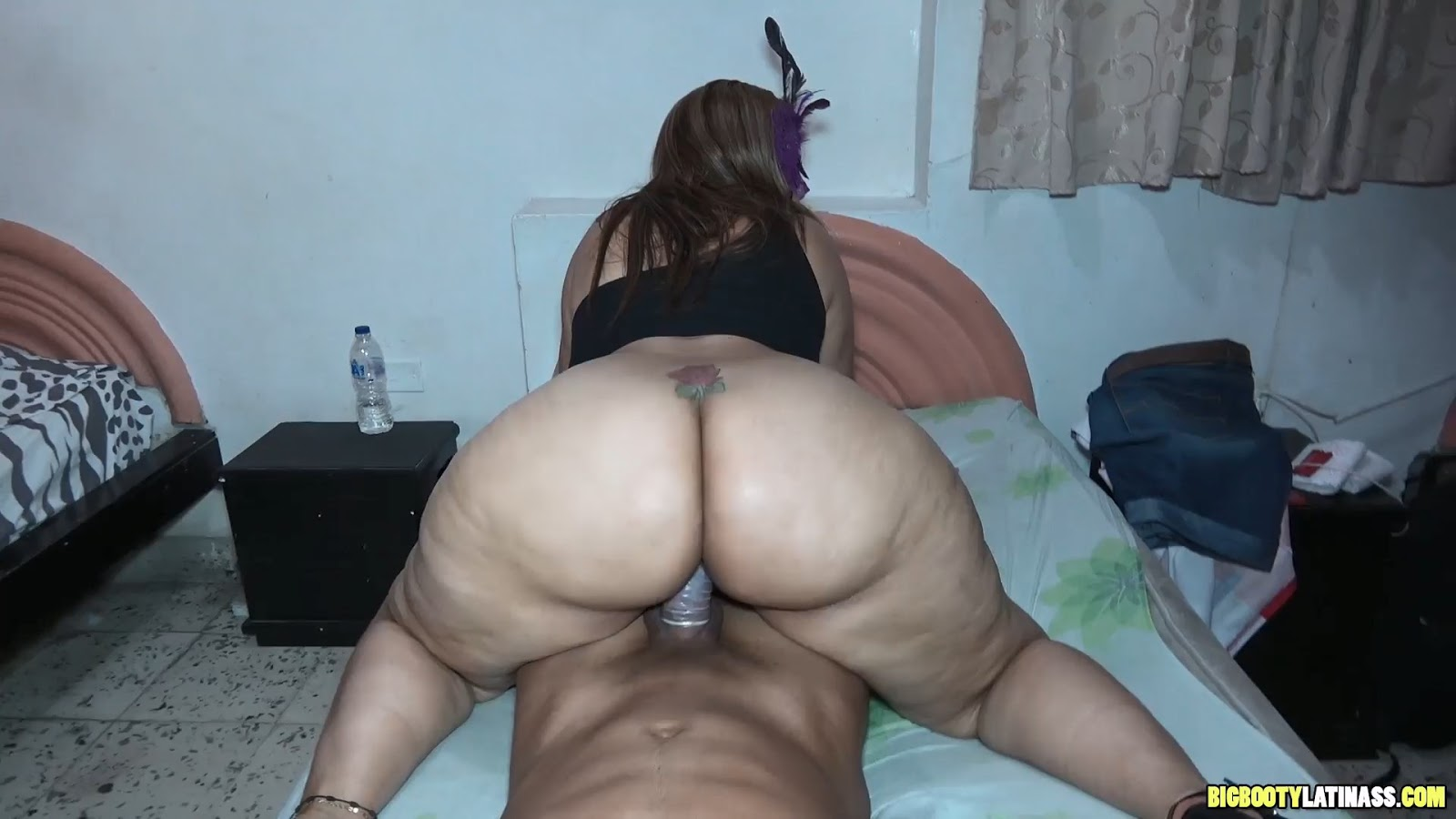 Two cock for sexy redhead