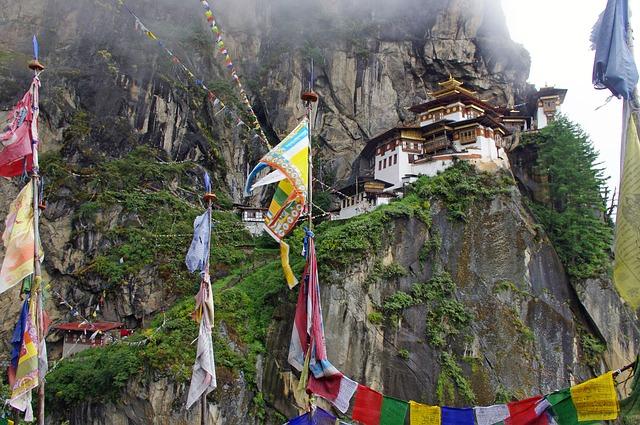 Si fuera rico viajaría a Bután