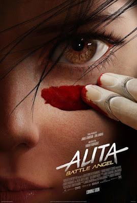 Alita Battle Angel 2019 Dual Audio Hindi 300MB Movie Download