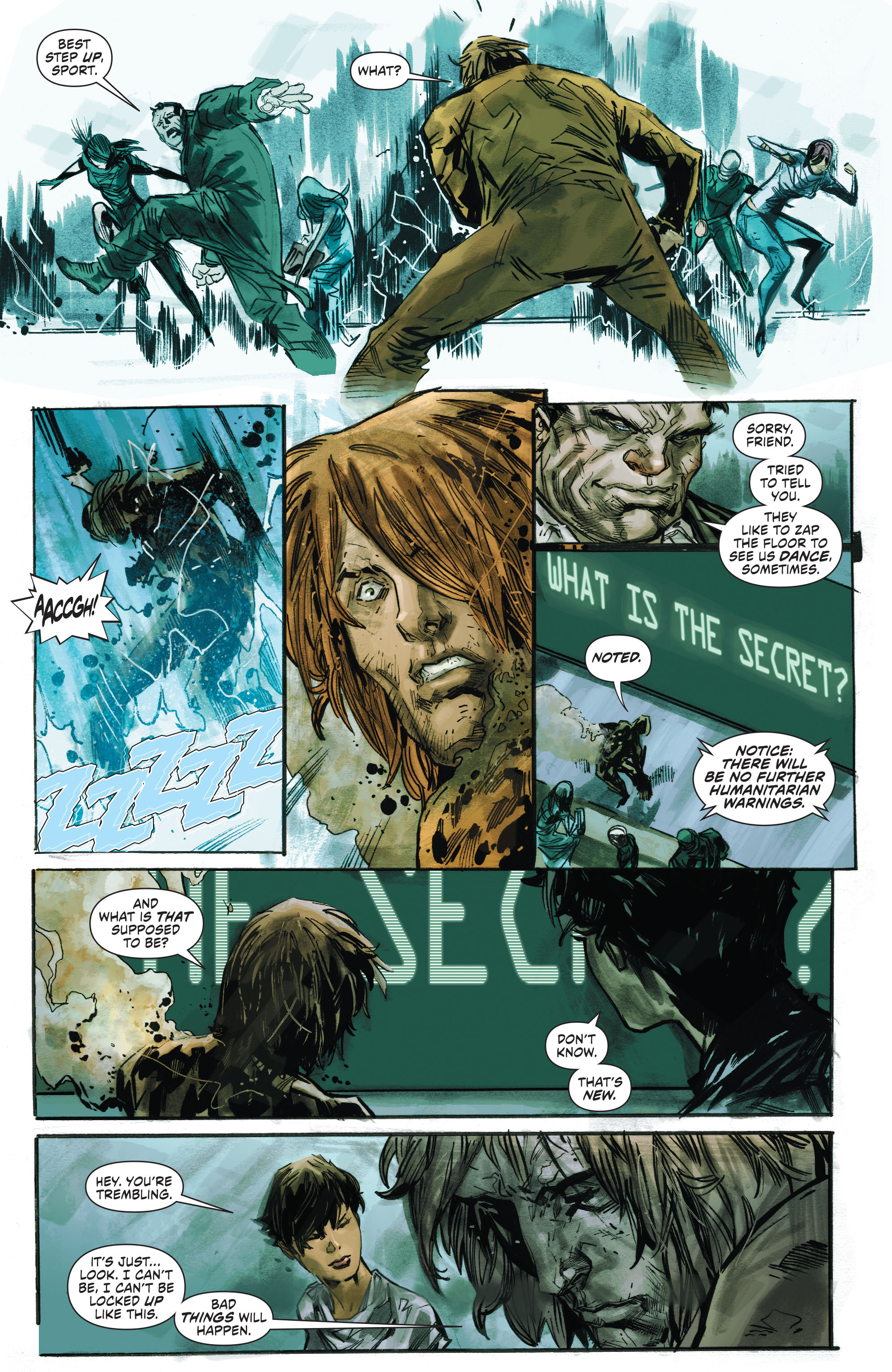 Read online Secret Six (2015) comic -  Issue #1 - 13