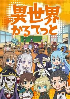 xem anime Isekai Quartet