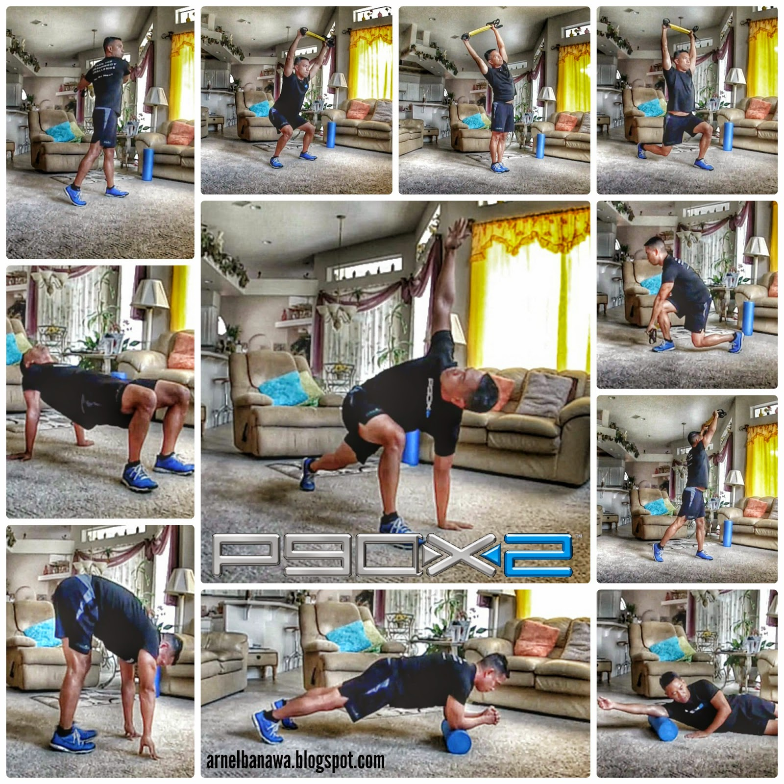 P90x2 Shoulders And Arms Workout