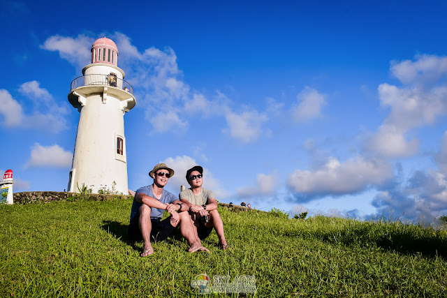 BASCO LIGHTHOUSE AT NAIDI HILLS BATANES