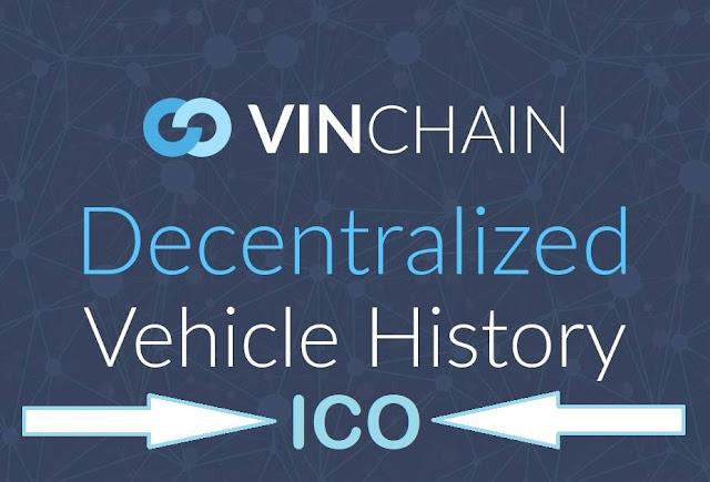 ICO VINCHAIN - Solusi Untuk Penggunaan Data Riwayat Kendaraan