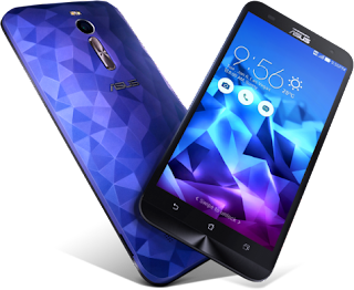 Review Smartphone Zenfone 2 Deluxe Special Edition RAM 4GB/ ROM 256GB