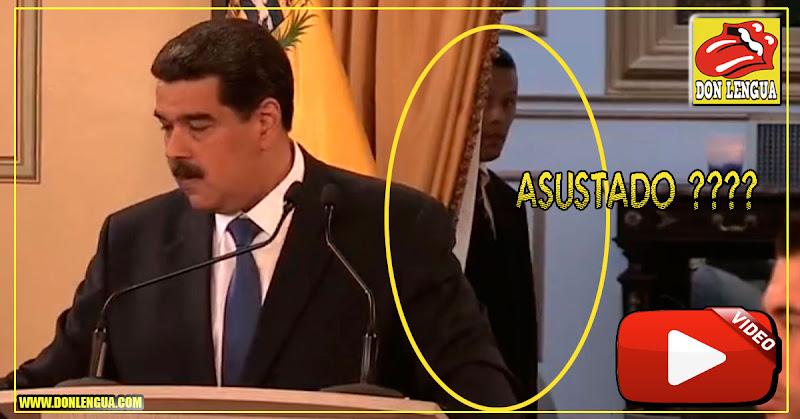 """Medios internacionales reseñan momento en el que Maduro """"se caga"""" con el apagón"""