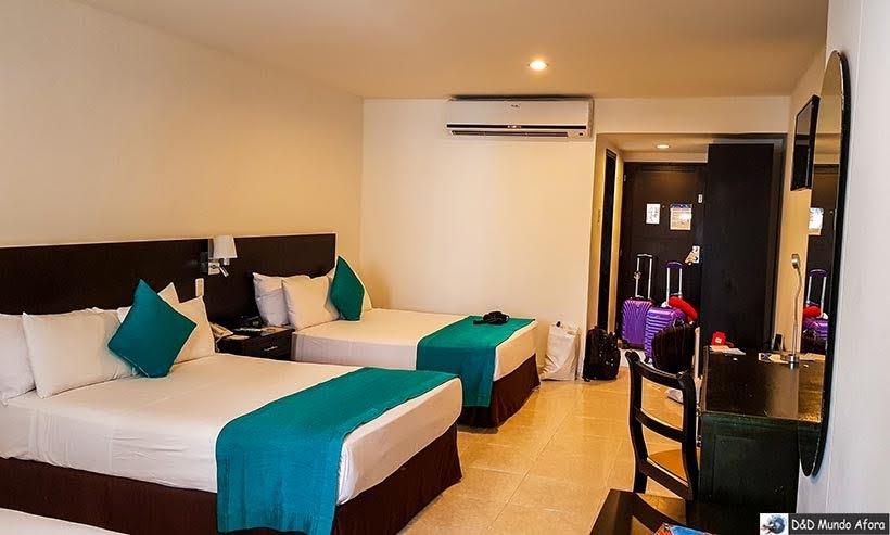 Hotel Cartagena Plaza - Diário de bordo: 4 dias em Cartagena, Colômbia