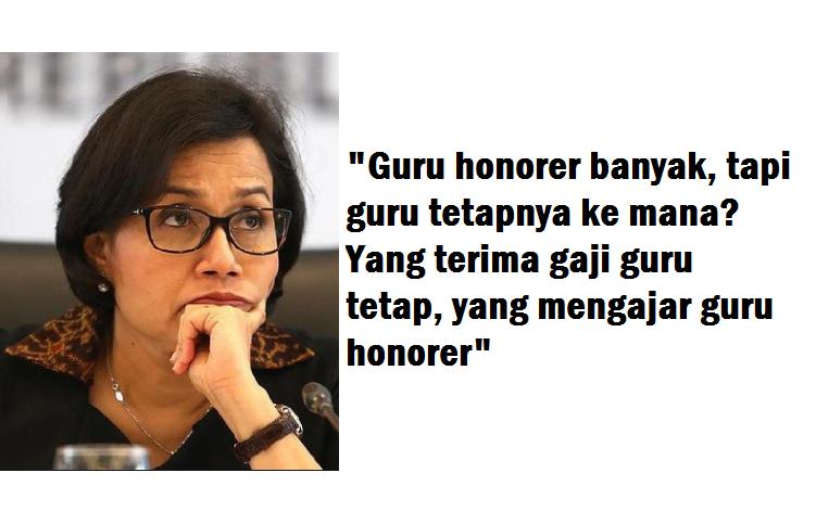 Kata Kata Bijak Untuk Guru Honorer