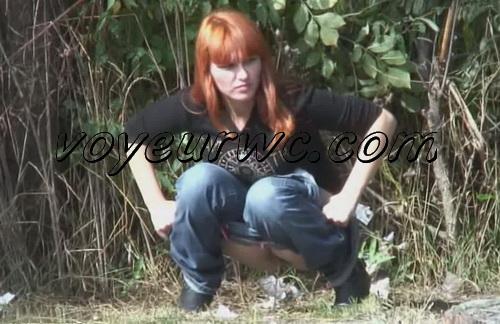 PissHunters 9893-9922 (Outdoor voyeur piss womens)