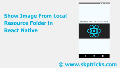 Get Image from Local Resource Folder in React Native