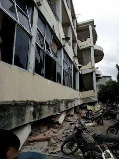 Gempa 6,4 SR Mengguncang Aceh dan Sekitarnya