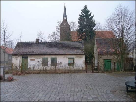 Das Büdnerhaus im Jahr 2000.