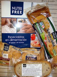 Mad gluten free Nutri Free
