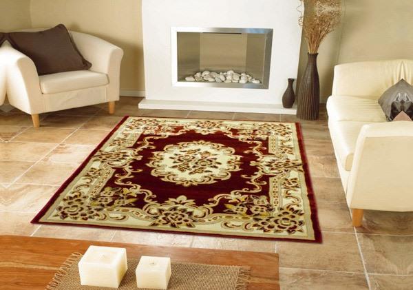 Karpet Klasik Bunga