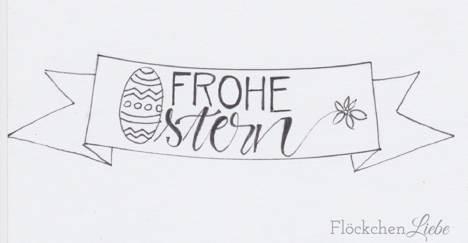Flöckchenliebe Diy Ostern Schnelle Und Hübsche Geschenkidee Zum