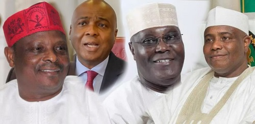 PDP Presidential Aspirants Plot Plan B Ahead Primaries