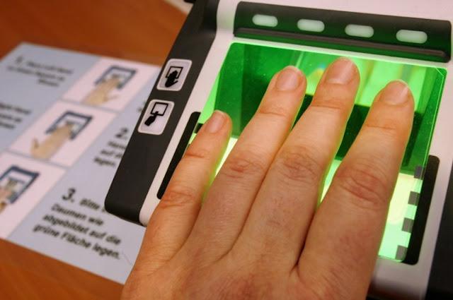 Получить кредит можно будет по отпечатку пальца