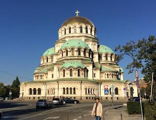 Catedral Alexander Nevski, Sofía, Bulgaria
