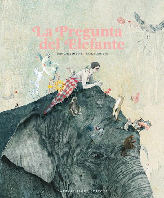 Portada del libro La Pregunta del Elefante