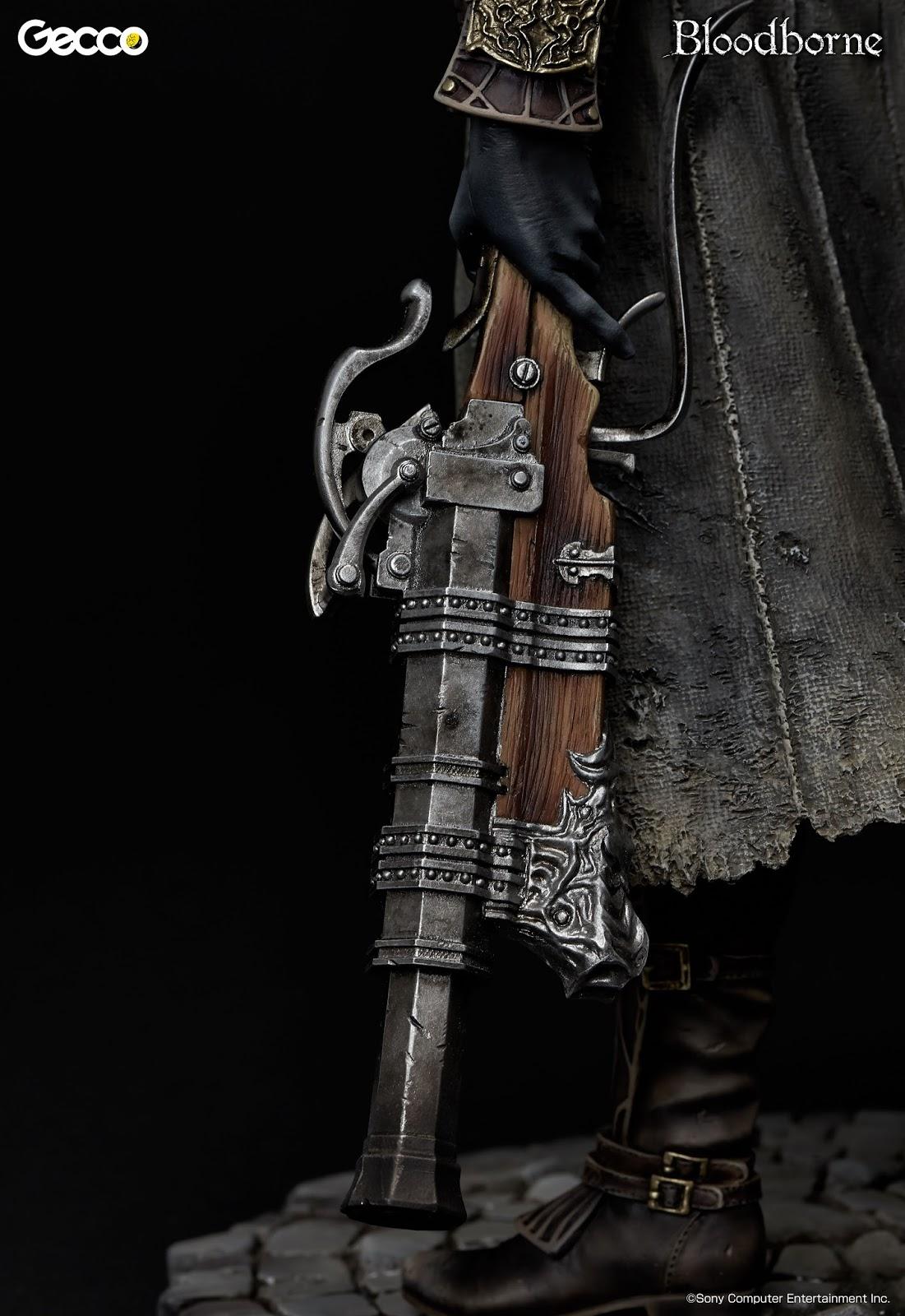 Bloodborne / HUNTER 1/6 Scale Statue