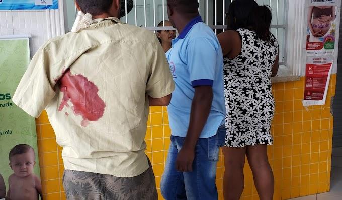 Caminhoneiro é vítima de disparo acidental de arma de fogo em Umburanas
