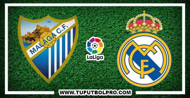 Ver Málaga vs Real Madrid EN VIVO Por Internet Hoy 15 de Abril de 2018