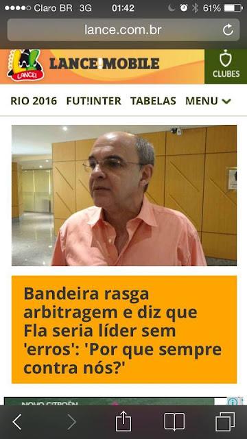Presidente do Flamengo vence Eduardo Cunha e é eleito o cara de pau do século