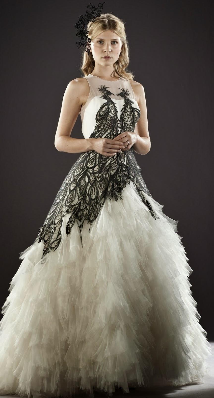 The book girl 39 s book blog throwback thursday fleur delacour for Wedding dresses reading pa