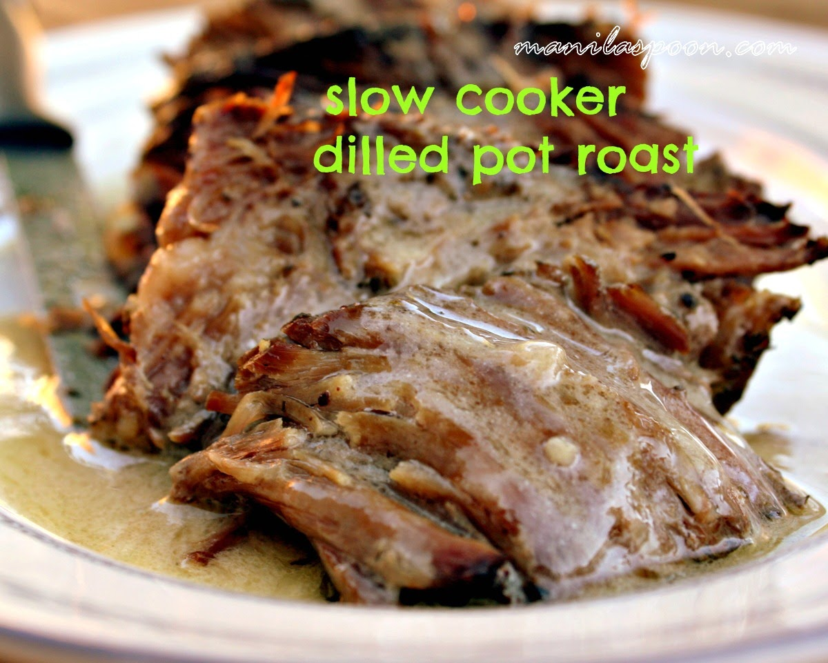 Favorite Pot Roast (Dilled Pot Roast)
