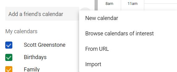 Calendar Week.Calendar Week Numbers