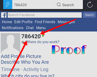 how to create number name account on Facebook with proof without proof