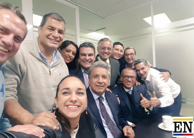 Gabriela Rivadeneira se llevó fondos de Alianza PAIS