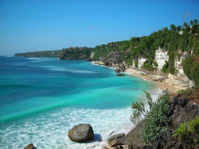 Pantai-Pantai Baru yang Ditemukan di Indonesia