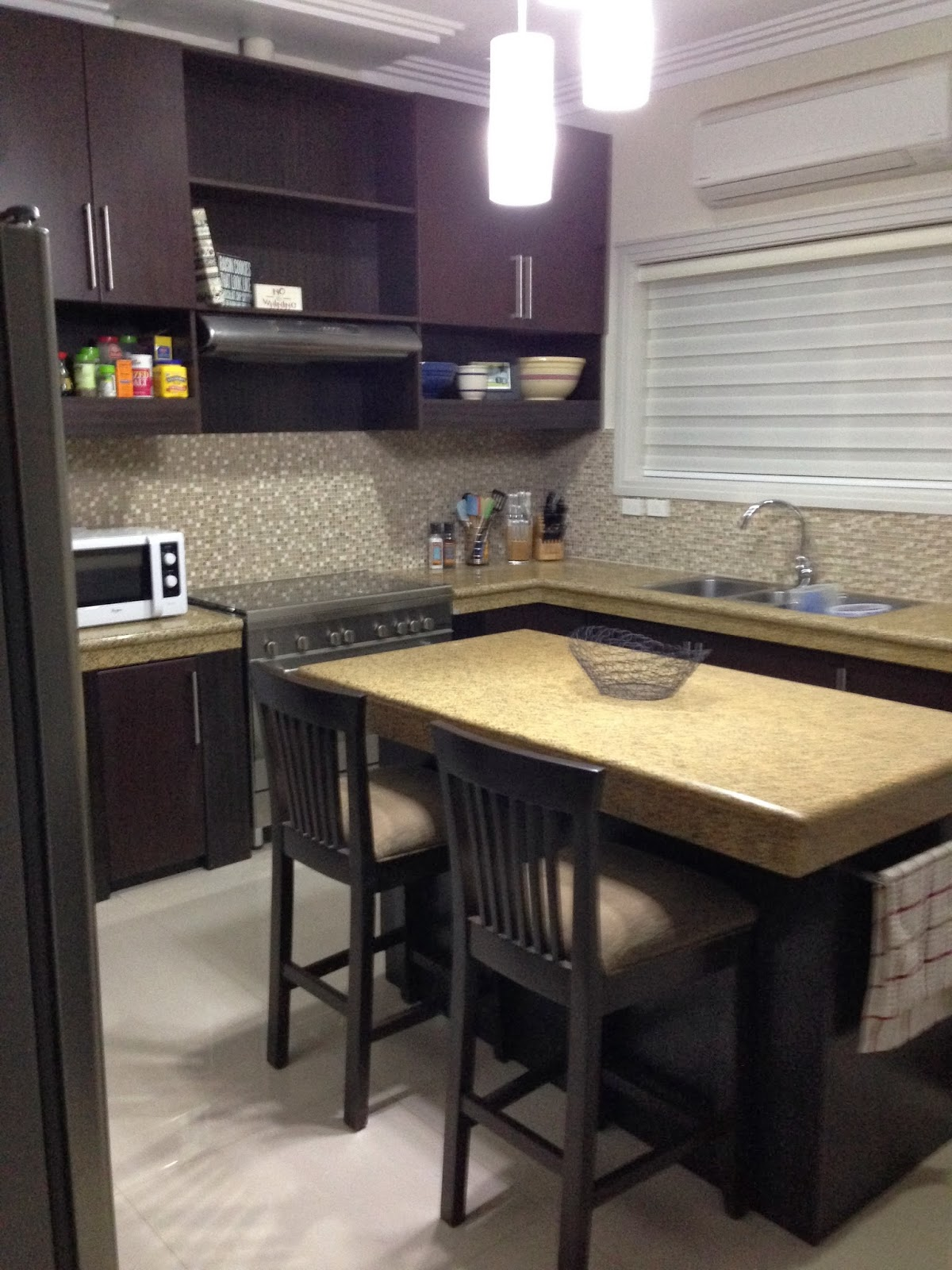 The Philippines Cavite Mission: Kitchen Remodel