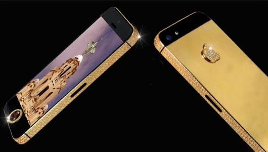 10 Most Expensive Phones In The World 2015
