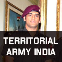Territorial Army India, Notification, Procedure and Eligibility