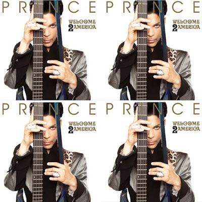 Prince's Music: Welcome 2 America (12-Track Album) - Songs: Running Game, Born 2 Die, Hot Summer, Check The Record.. Streaming - MP3 Download