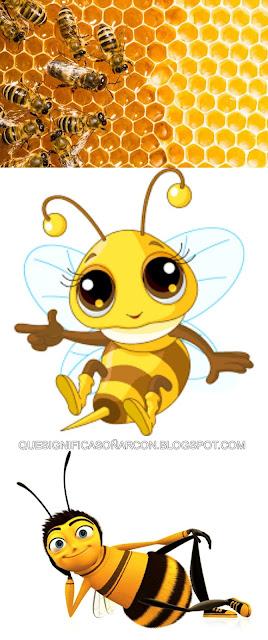 cual es el significado de soñar con abejas