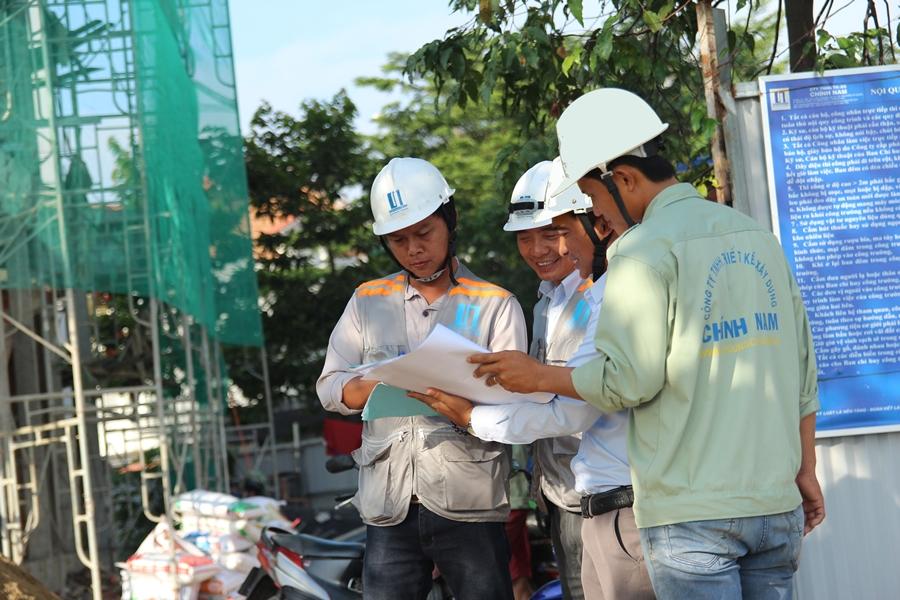 Dịch vụ xây nhà trọn gói giá rẻ