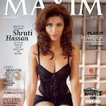 Shruti Hassan Maxima Photoshot