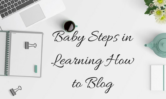 how to blog for the first time
