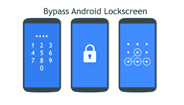 How to unlock a locked Android phone