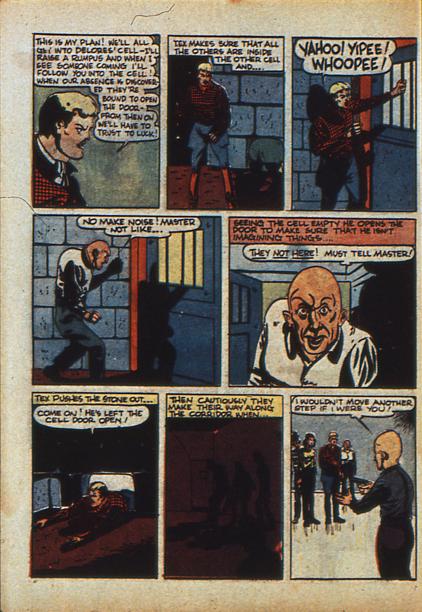 Read online Action Comics (1938) comic -  Issue #23 - 45