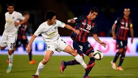 Assistir San Lorenzo vs Emelec ao vivo grátis em HD 10/08/2017