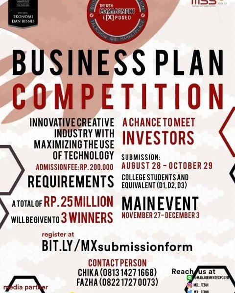 Business Plan Competition 2017