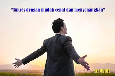 Sukses mudah, Kekuatan pikiran, The Miracle, Telepati, Sukses cepat