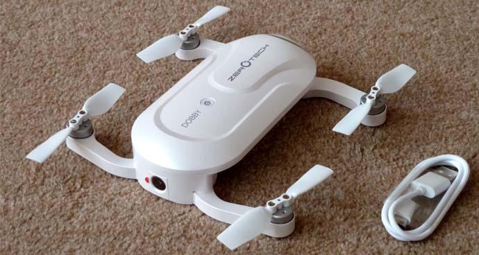 Drone Selfie Tebaik - Dobby Pocket Drone – Zerotech