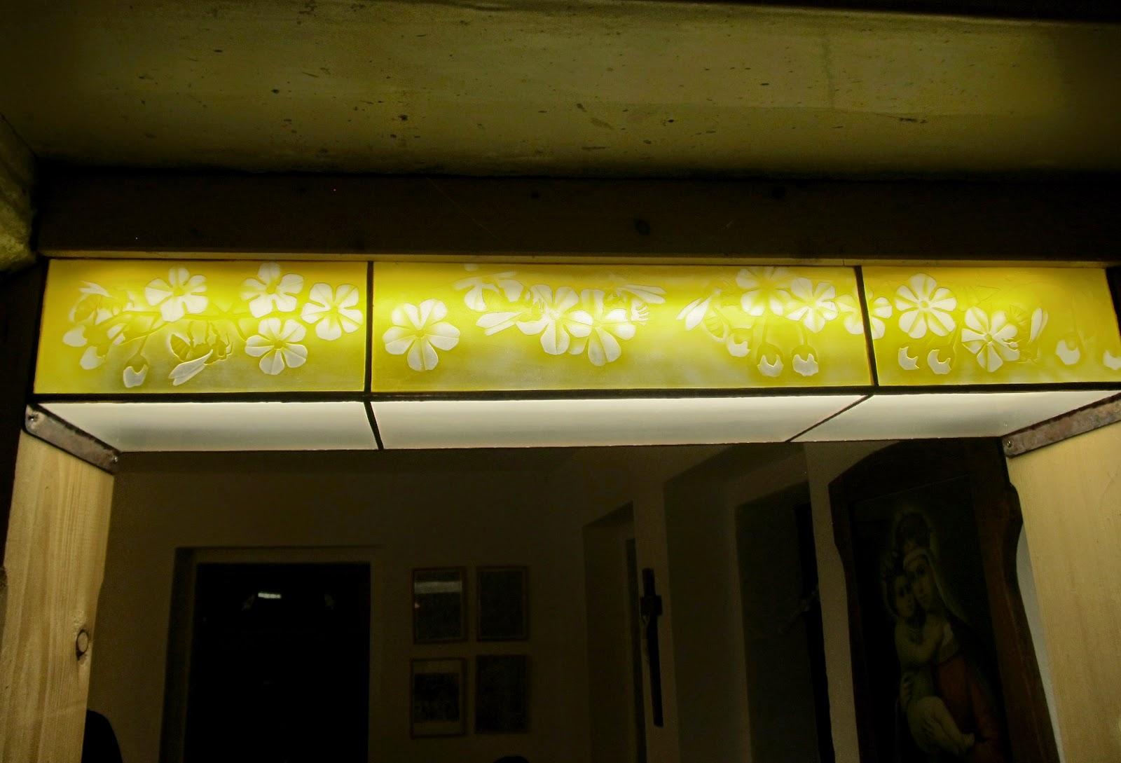 tiffany svítidlo