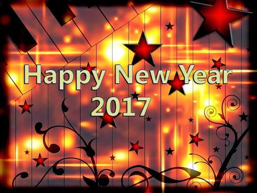 Happy New Year 2017 HD Wallpapers Download - Happy New Year 2017